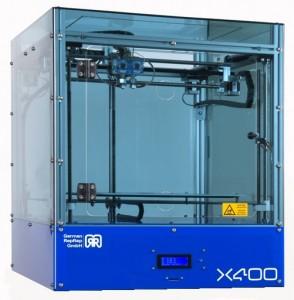 X400 CE Pro - Dual Extruder