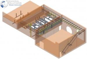 Stahlbaukonstruktionen ● Deutsches Zentrum für Luft- und Raumfahrt e.V. - Köln