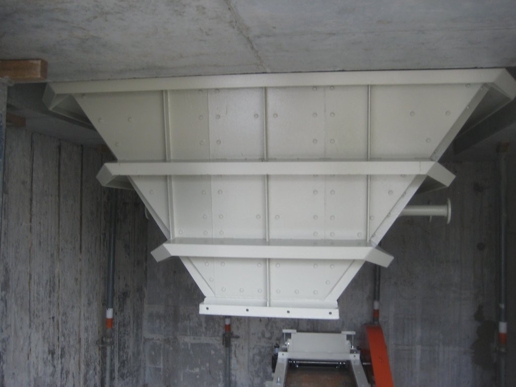 AM RAW Stückige SRS Stahlbau ● Dyckerhoff GmbH - Werk Amöneburg 2/3