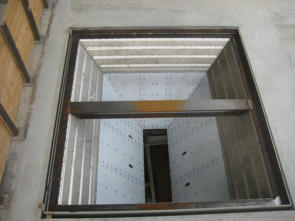 AM RAW Stückige SRS Stahlbau ● Dyckerhoff GmbH - Werk Amöneburg 3/3