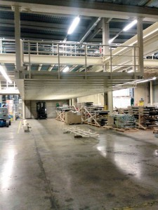 Neubau Förderbühne ● Procter & Gamble Manufacturing GmbH - Euskirchen