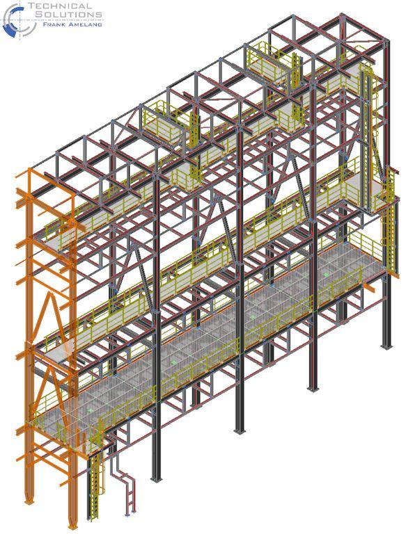 Erweiterung Tanklager- 2.Bauabschnitt ● Bayer Technology Services - Leverkusen