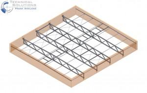 Dachkonstruktion ● Bonn International School