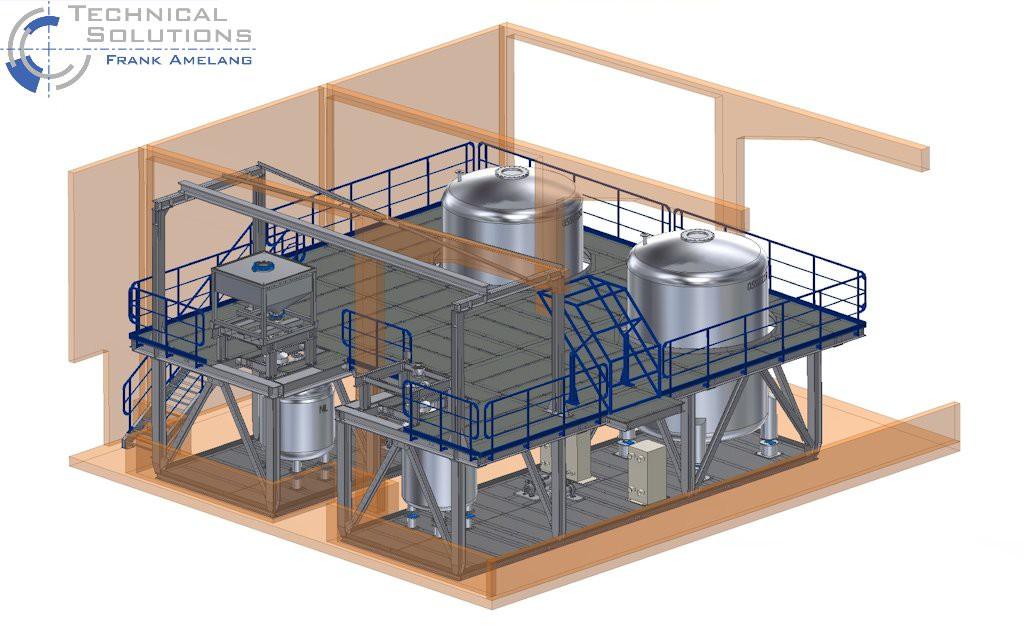 Anlagen- und Stahlbauplanung ● ISP Horhausen GmbH 1/2