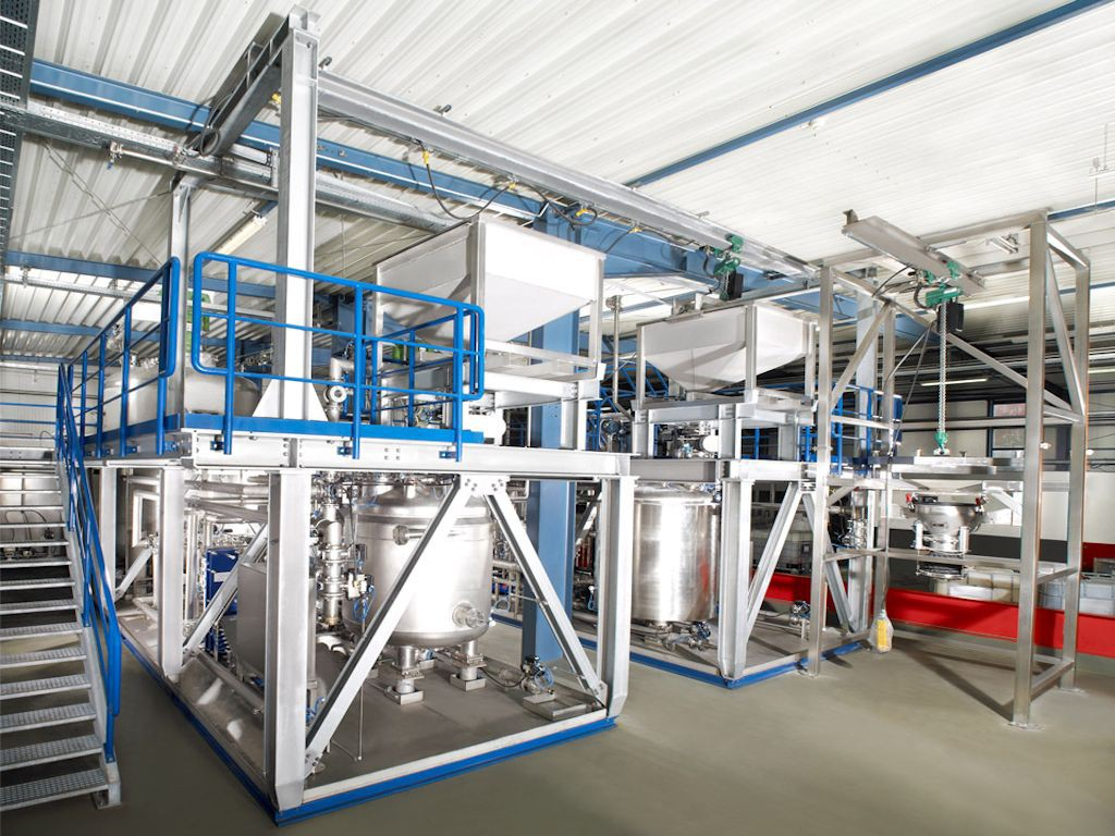 Anlagen- und Stahlbauplanung ● ISP Horhausen GmbH 2/2