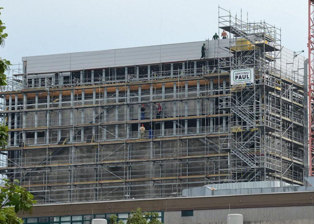 Erneuerung Obermaschinerie ● Städtische Bühnen - Frankfurt am Main 10/11