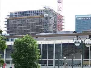 Erneuerung Obermaschinerie ● Städtische Bühnen - Frankfurt am Main