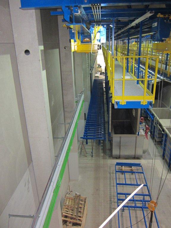 Neubau Beizanlage ● Max W. Claas GmbH & Co. KG - Altena 2/3