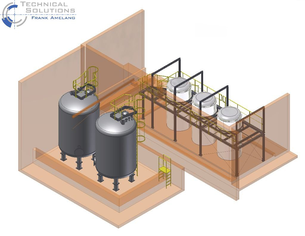 Anlagenplanung ● TWE-Dierdorf GmbH & Co. KG