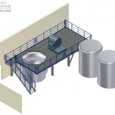 Stahlbauplanung ● ISP Horhausen GmbH