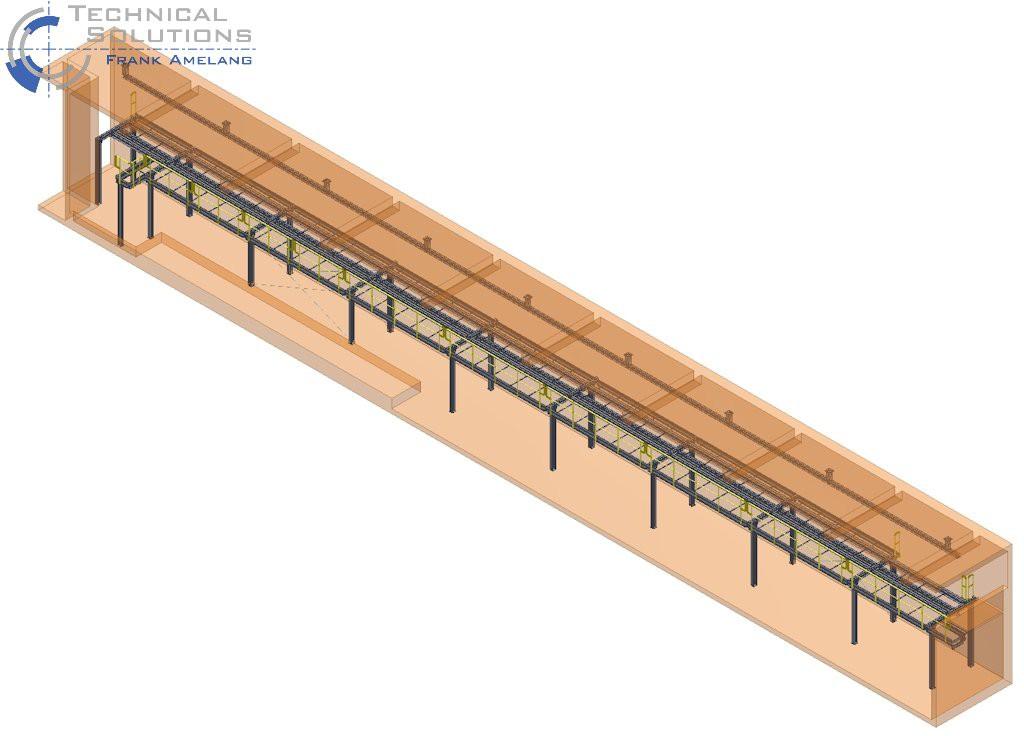 Stahlbaukonstruktion ● Zschimmer & Schwarz GmbH & Co. KG - Lahnstein