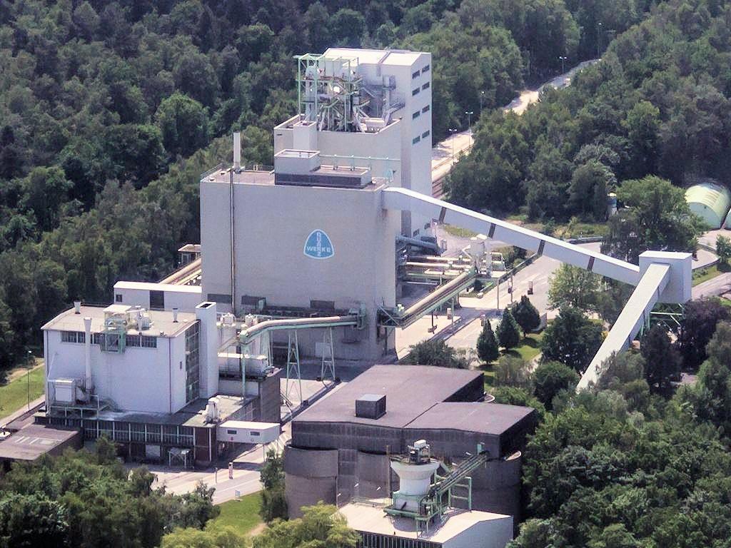 Errichtung Siloturm ● Quarzwerke GmbH - Frechen 11/11