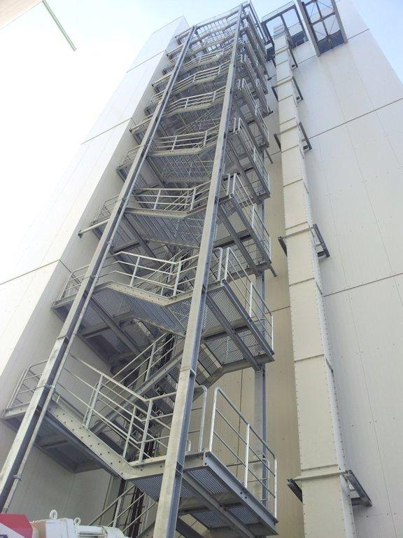 Errichtung Siloturm ● Quarzwerke GmbH - Frechen 7/11