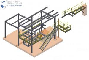 Umbau Heißgaserzeuger ● Dyckerhoff AG - Wiesbaden