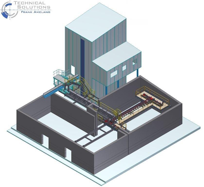 Erweiterung Salzlager ● ThyssenKrupp Rasselstein GmbH - Andernach 1/5