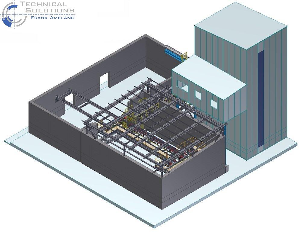 Erweiterung Salzlager ● ThyssenKrupp Rasselstein GmbH - Andernach 2/5