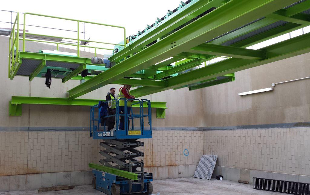 Erweiterung Salzlager ● ThyssenKrupp Rasselstein GmbH - Andernach 3/5