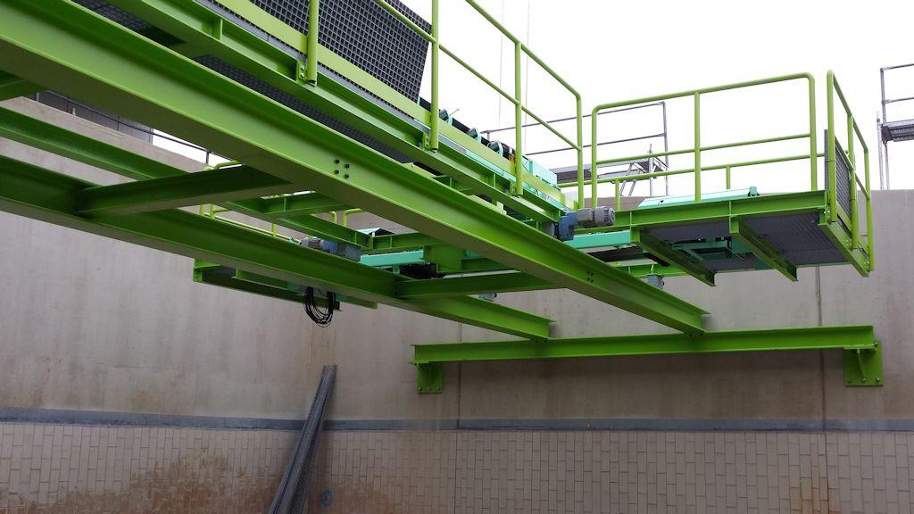 Erweiterung Salzlager ● ThyssenKrupp Rasselstein GmbH - Andernach 4/5