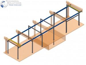 Kranbahnkonstruktion ● Moritz J. Weig GmbH & Co. KG - Mayen