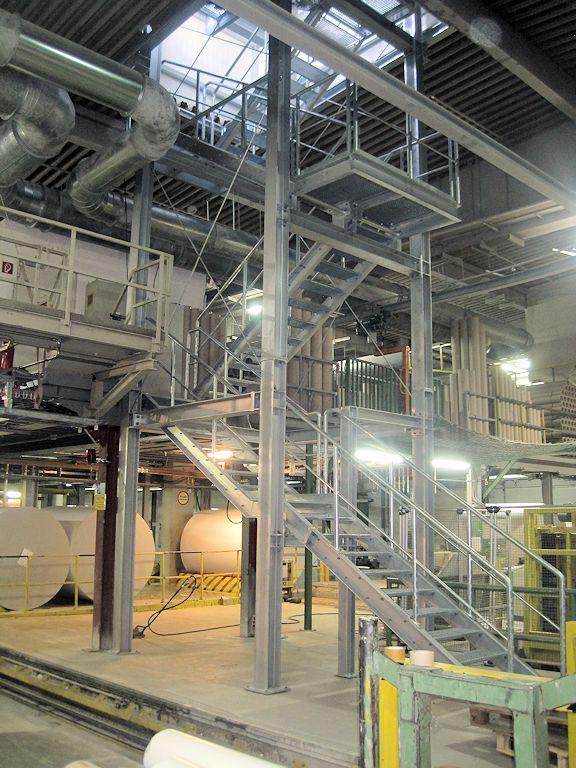 Treppenturmanlage ● Moritz J. Weig GmbH & Co. KG - Mayen 2/3