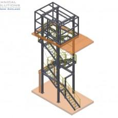 Treppenturmanlage ● Moritz J. Weig GmbH & Co. KG – Mayen