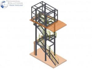 Treppenturmanlage ● Moritz J. Weig GmbH & Co. KG - Mayen