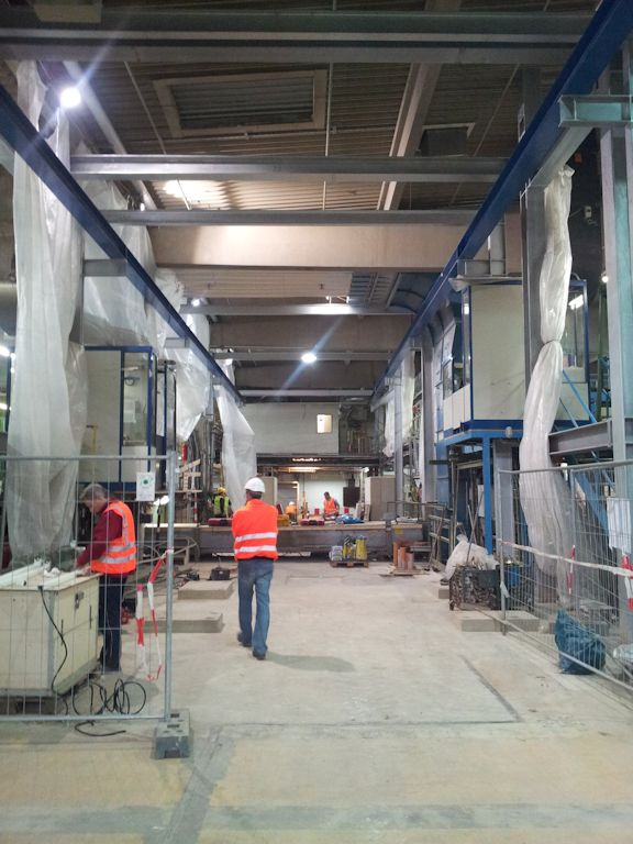 Kranbahnkonstruktion ● Moritz J. Weig GmbH & Co. KG - Mayen 2/2