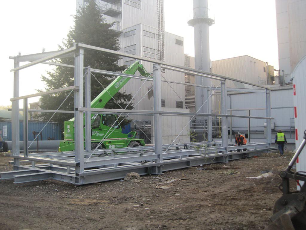 Unterkonstruktion ELO-Container ● Moritz J. Weig GmbH & Co. KG - Mayen 2/6