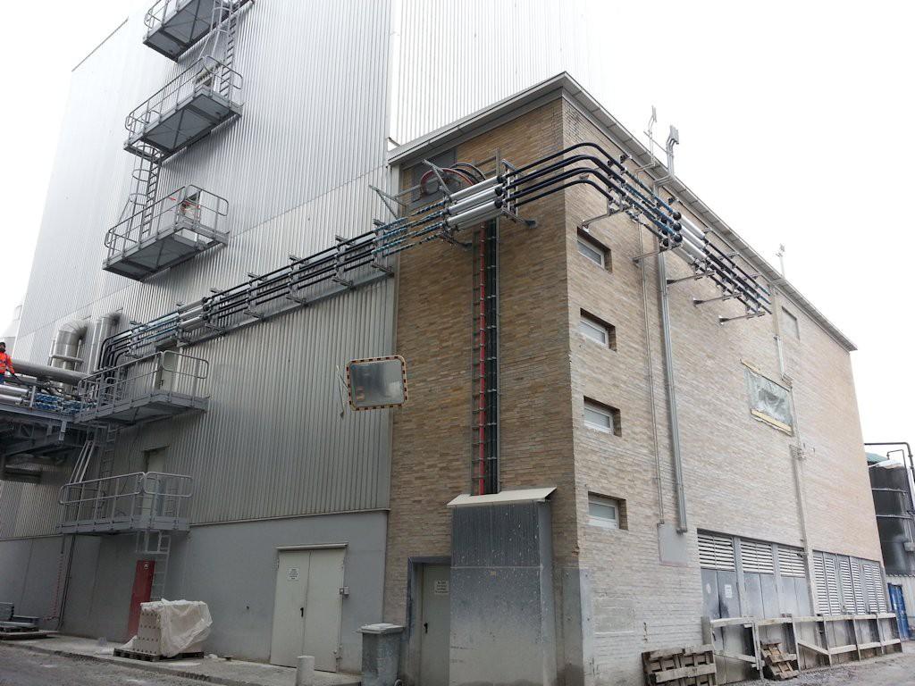Stromschienentrasse - 1. Bauabschnitt ● Moritz J. Weig GmbH & Co. KG - Mayen 2/2