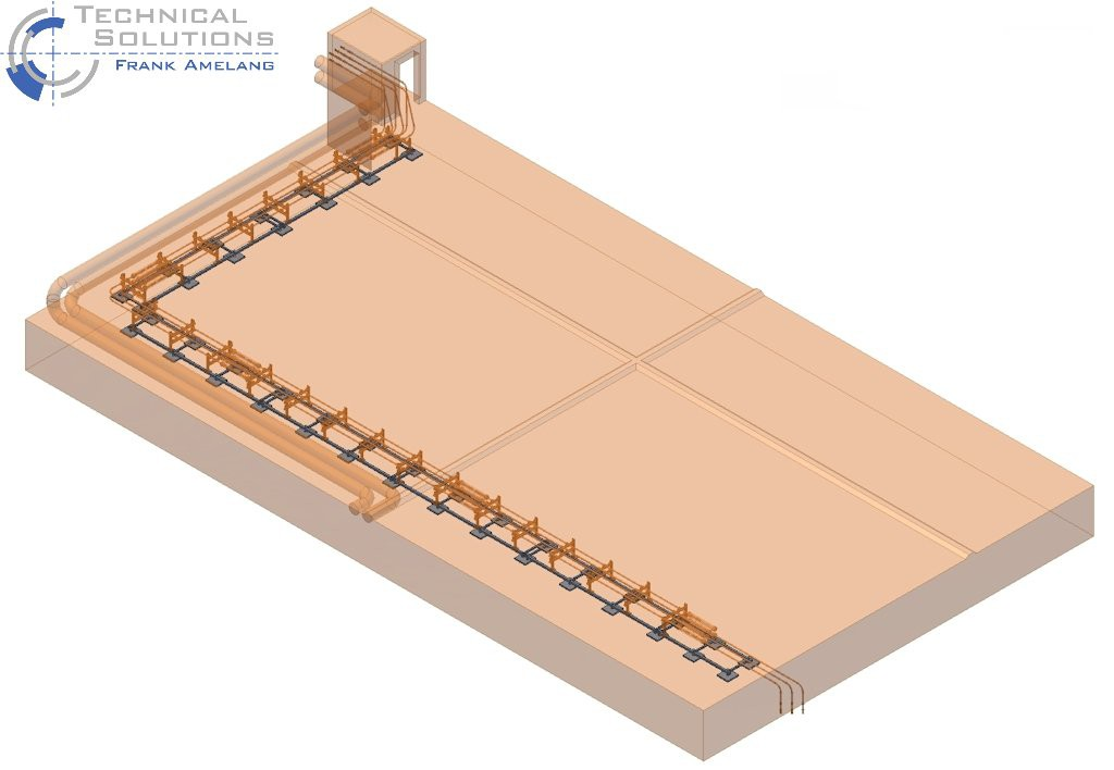Stromschienentrasse - 3. Bauabschnitt ● Moritz J. Weig GmbH & Co. KG - Mayen 1/2