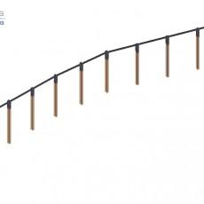 Stromschienentrasse – 8. Bauabschnitt ● Moritz J. Weig GmbH & Co. KG – Mayen