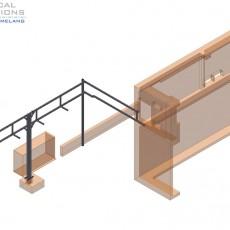 Stromschienentrasse – 7a. Bauabschnitt ● Moritz J. Weig GmbH & Co. KG – Mayen