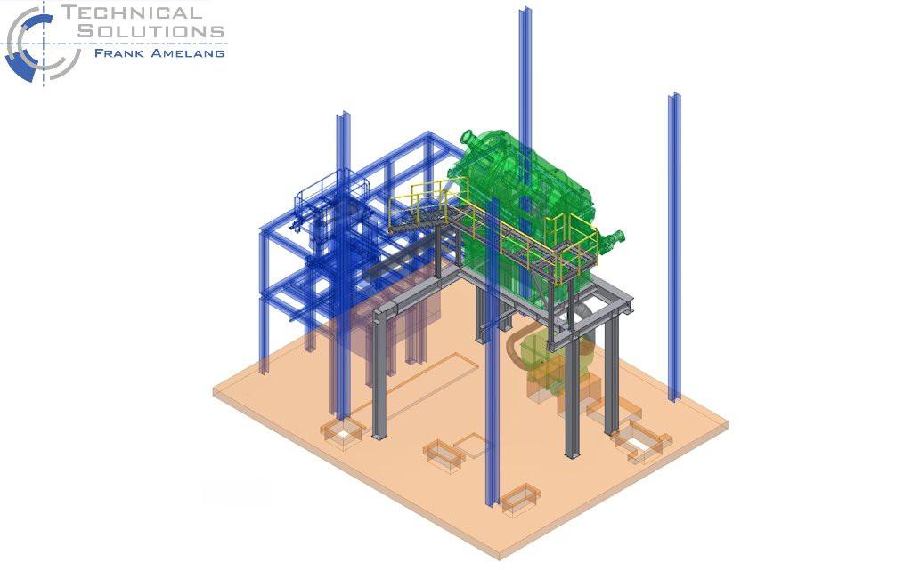 Stahlbaukonstruktio ● Moritz J. Weig GmbH & Co. KG - Mayen 1/2