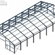 Neubau einer Lagerhalle ● Markus Graffe GmbH – Langenlonsheim