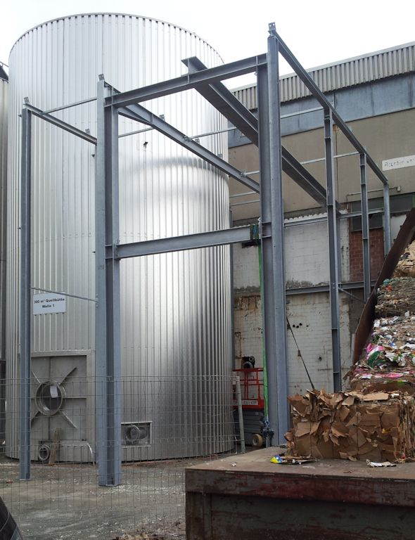 Neubau um Quellbütte ● Tecnokarton GmbH & Co. KG - Mayen 2/3