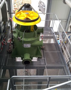 Neubau um Quellbütte ● Tecnokarton GmbH & Co. KG - Mayen