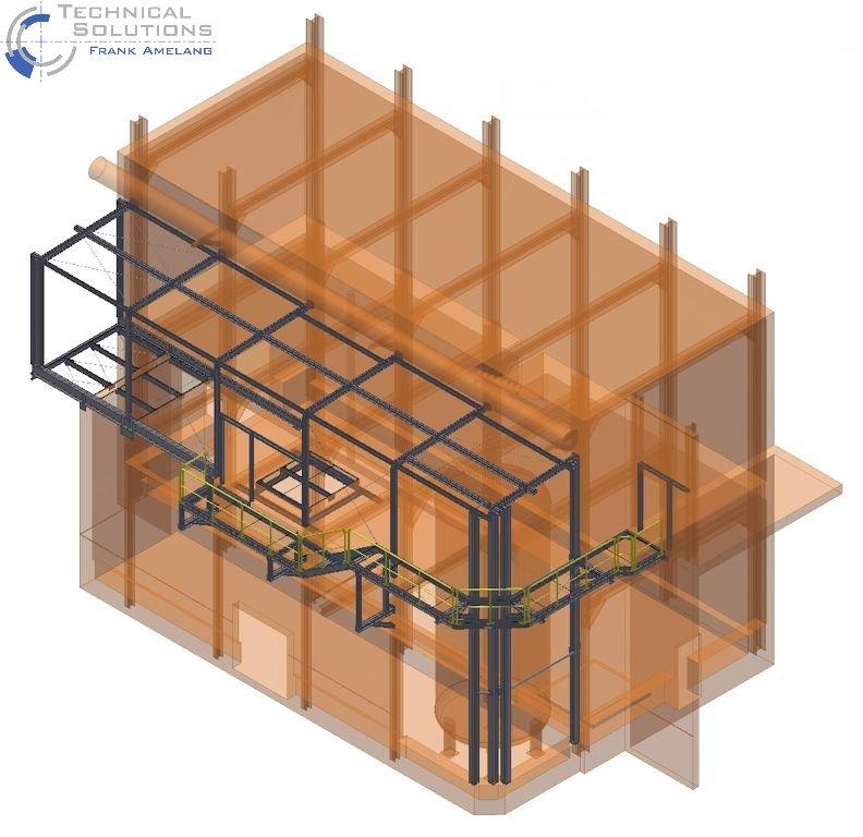 Aufstockung Kraftwerksgebäude ● Moritz J. Weig GmbH & Co. KG - Mayen 1/4