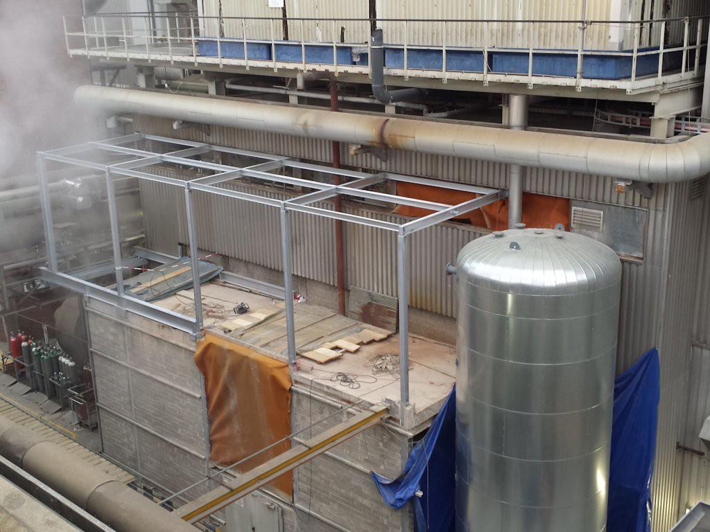 Aufstockung Kraftwerksgebäude ● Moritz J. Weig GmbH & Co. KG - Mayen 2/4