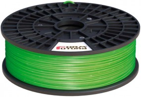 PLA oder ABS Filament Atomic Green