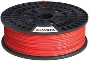 PLA oder ABS Filament Flaming Red