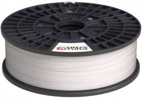 PLA oder ABS Filament Frosty White