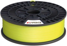 PLA oder ABS Filament Solar Yellow