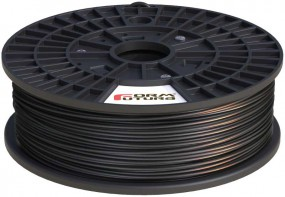 PLA oder ABS Filament Strong Black