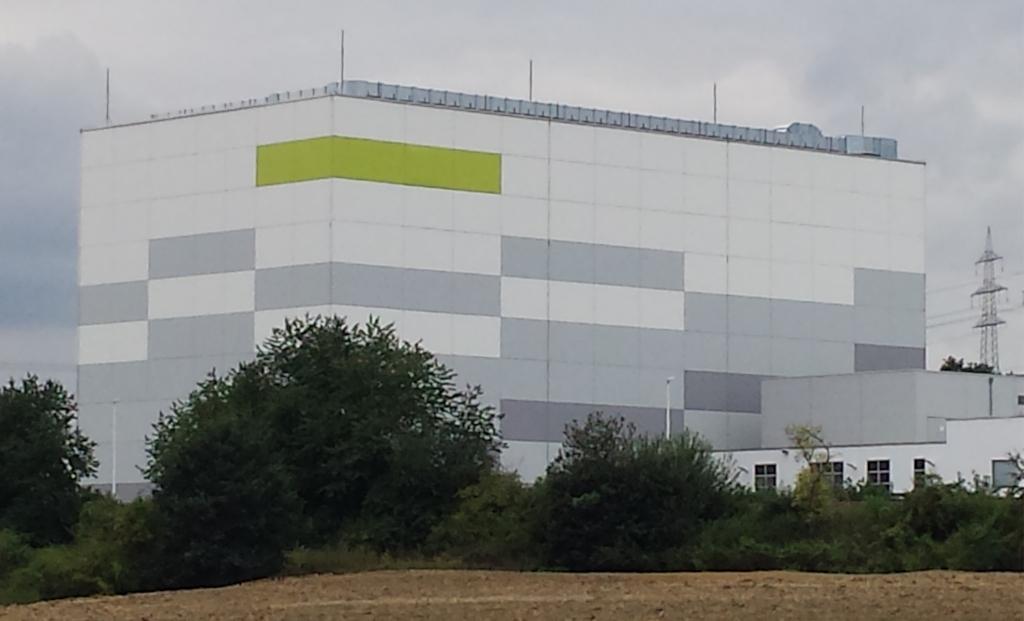 Hochregallager und Versandgebäude ● LTS GbR - Andernach