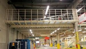 Erweiterungen Förderbühnen ● Procter & Gamble Manufacturing GmbH - Euskirchen 5/5