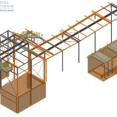 Aufstockung Gebäude Pulper 6 ● Tecnokarton GmbH & Co. KG – Mayen