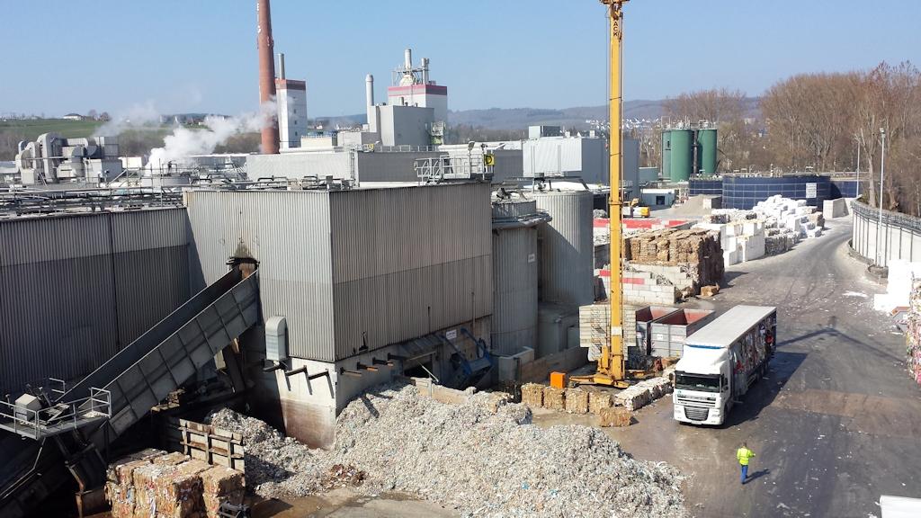 Aufstockung Gebäude Pulper 6 ● Tecnokarton GmbH & Co. KG - Mayen 2/14