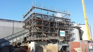 Aufstockung Gebäude Pulper 6 ● Tecnokarton GmbH & Co. KG - Mayen 5/14