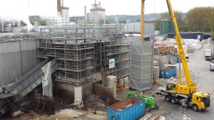 Aufstockung Gebäude Pulper 6 ● Tecnokarton GmbH & Co. KG - Mayen 6/14
