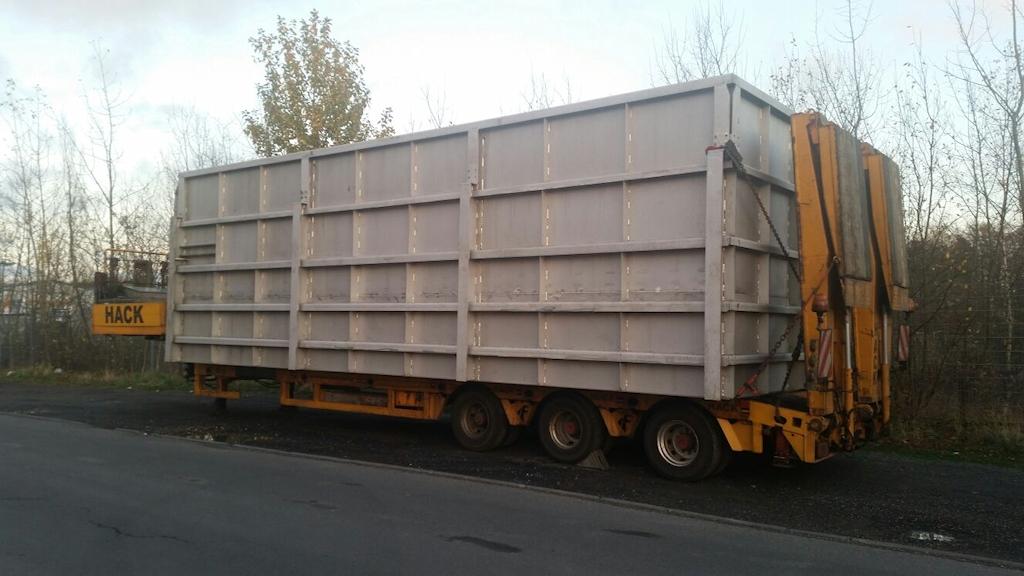 Umbau Sedimentation ● Egger Holzwerkstoffe Wismar GmbH & Co. KG - Wismar 4/4